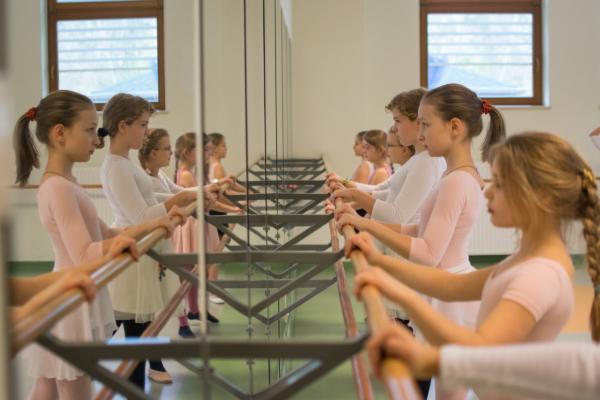 balet Łubińska  czw.14.10 1